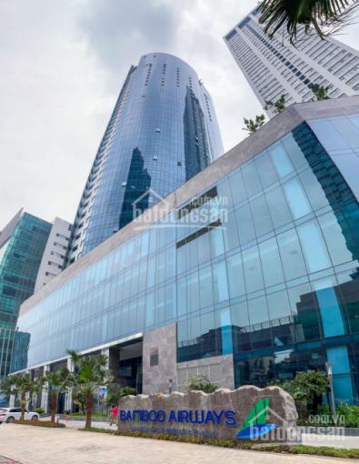 Văn phòng trung tâm Cầu Giấy 60 - 800m2 kết hợp truyền thống hiện đại - tầng 12B FLC Twin Tower