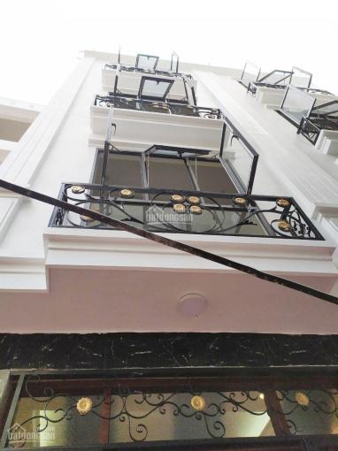 Bán nhà mới 5 tầng ngõ nông cách mặt phố 80m - 200m ra ngã tư Đại La, Bạch Mai TTTM chợ Mơ 3,05 tỷ