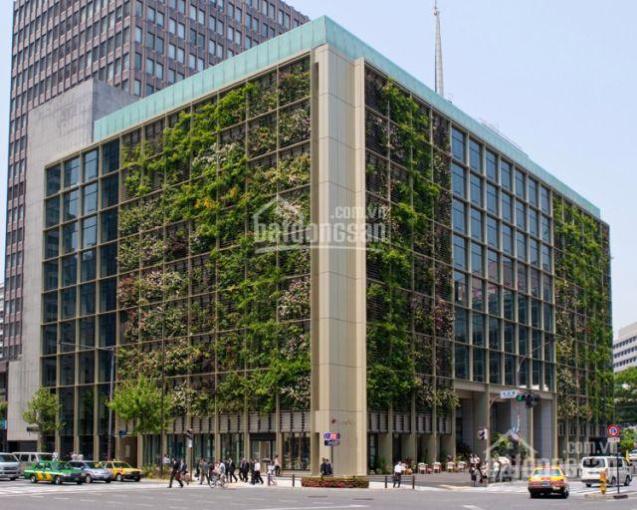 Siêu tòa nhà văn phòng phố Lạc Trung, vỉa hè, ô tô tải tránh, 250m2, MT 18m