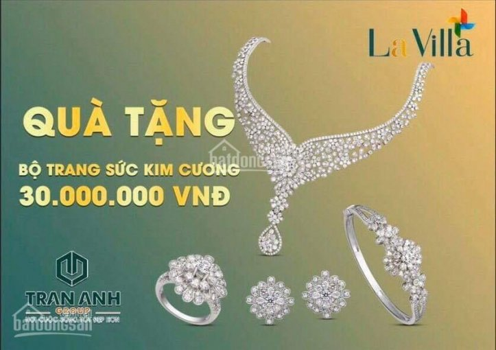 Lavilla Tri Ân Khách Hàng cuối năm tặng 5 chỉ vàng và 1 viên Kim Cương 4.5ly LH: 0797099909