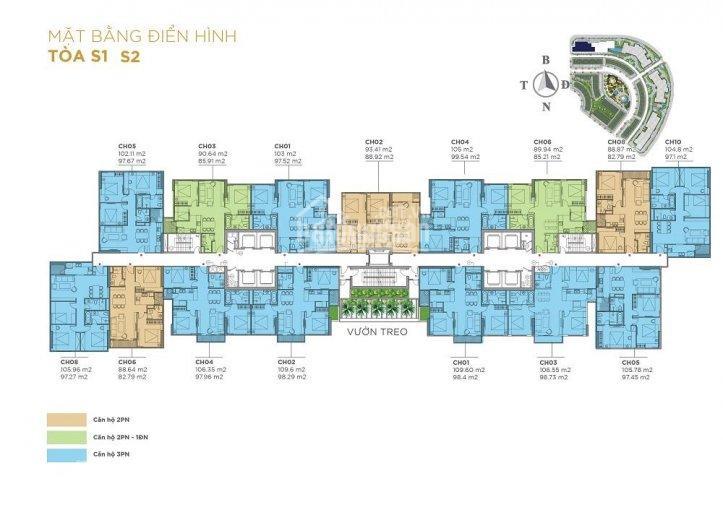 Sunshine City Ciputra khi gây sốc với giá: 3,1 tỷ/2 PN - 3,6 tỷ/3 PN full đồ - mua hay không mua?