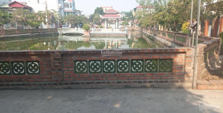 Bán mảnh đất kinh doanh tốt, nở hậu tại thôn Cam - Cổ Bi - Gia Lâm