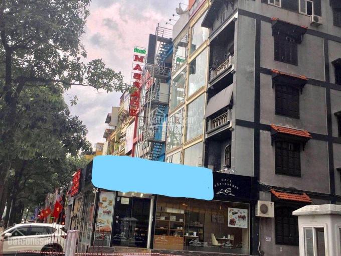 Cho thuê nhà mặt phố Trần Duy Hưng, DT: 54m2 x 5 tầng, MT: 4m, giá thuê: 48tr/tháng