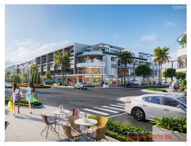 Sun Group mở bán shophouse Nam Hòa Xuân, trung tâm Tp Đà Nẵng, chiết khấu 15%, thanh toán 12 tháng