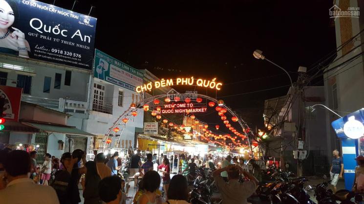 Bán đất trung tâm TT Dương Đông - Trần Hưng Đạo (hẻm Hồng Bin), phù hợp xây bungalow, khách sạn