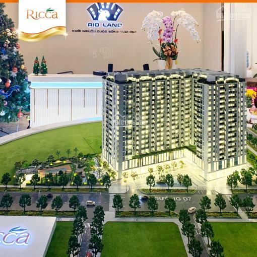 Còn 1 căn tầng 3 có sân vườn tại dự án Ricca Quận 9 DT 56m2 UT1 mua giá gốc CĐT LH Ngay 0901584485