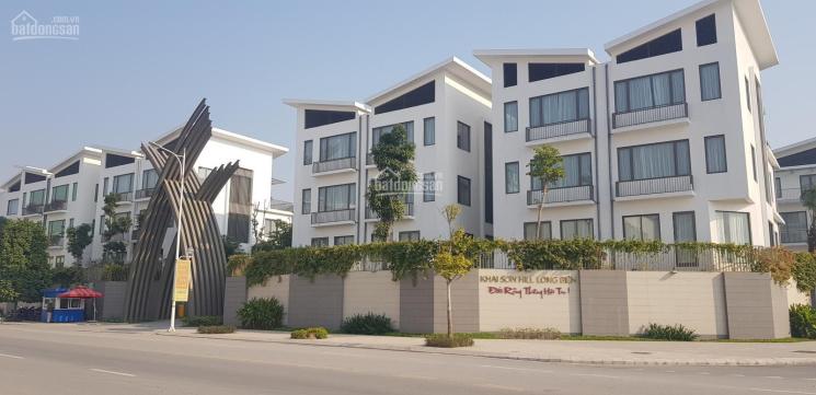 Tôi cần nhượng lại căn góc biệt thự Khai Sơn Hill 160m2, giá TT 2.9 tỷ. LH: 0985575386