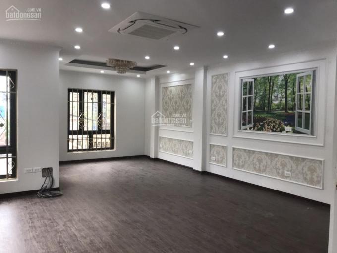 Bán nhà 6T, kinh doanh, thang máy, mặt tiền 5m, phố Lê Thanh Nghị, HBT, Hà Nội, DT 55m2
