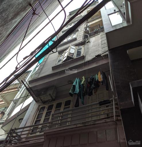 Bán nhà phố Trần Duy Hưng, DT 52m2, MT 3.8m, 6 tầng, tây tứ trạch, cách MP 20m, sổ CC, giá 7.6 tỷ