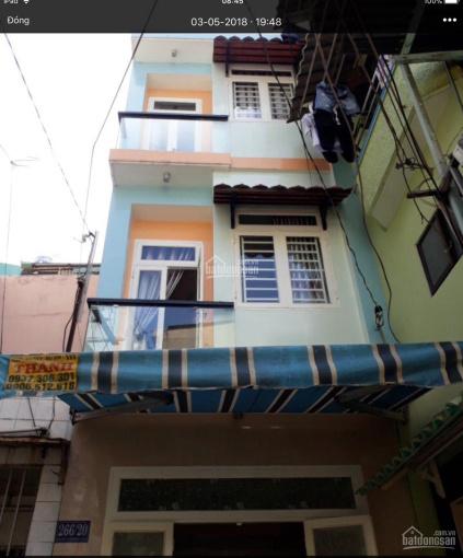 Chính chủ cho thuê nhà nguyên căn số 266/20 Nguyễn Tri Phương, Phường 4, Quận 10. LH 0939.20.66.96