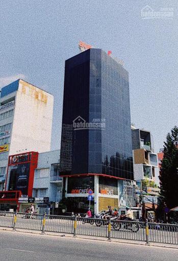 Bán 2 căn nhà MT Trường Sơn P. 2 Tân Bình Hầm + 9 tầng thương mại DTCN 270m2 HĐT 530tr. Giá 90 tỷ