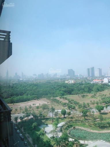 Cho thuê CH 2PN New City - 75m2. Giá 17tr/tháng, full nội thất, view: Công viên, Landmark 81