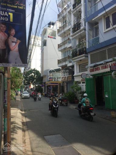 Cần bán căn nhà Quận 1, 2 mặt tiền đường Mạc Đỉnh Chi, phường ĐaKao, HĐT 35tr, giá 13 tỷ