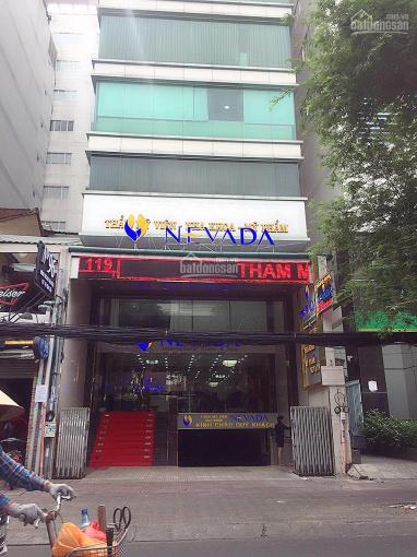Bán nhà MT Nguyễn Thái Bình - Ký Con, Quận 1, DT: 5x22m, 4 lầu, giá 35 tỷ