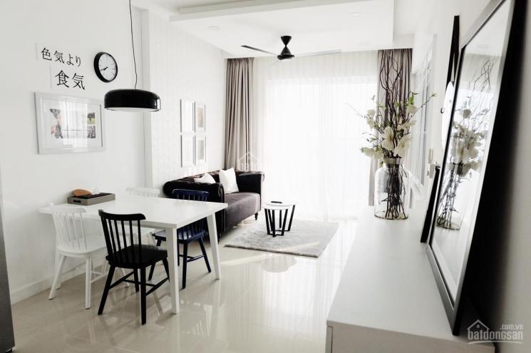 Cho thuê căn hộ Galaxy 9 (Q4), 2PN, 2WC, full nội thất, 17 tr/th. LH: 0982.141.242
