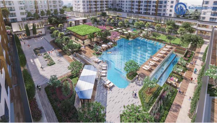 Căn 2 phòng ngủ 50m2 - 56m2 giá tốt nhất thị trường lo hết thuế phí chỉ 1,978 tỷ - LH: 0906836684