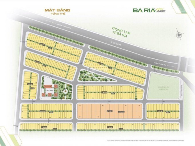 Chính chủ cần bán gấp đất nền dự án Bà Rịa City Gate giá tốt cho nhà đầu tư LH: 0903414059 ảnh 0