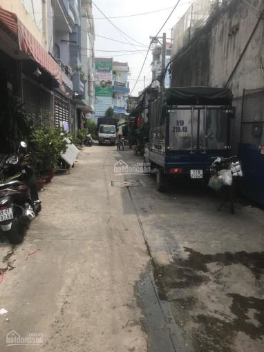 Chính chủ 358/3 Bình Long, P. Phú Thọ Hoà, HXH 6m. HH1%