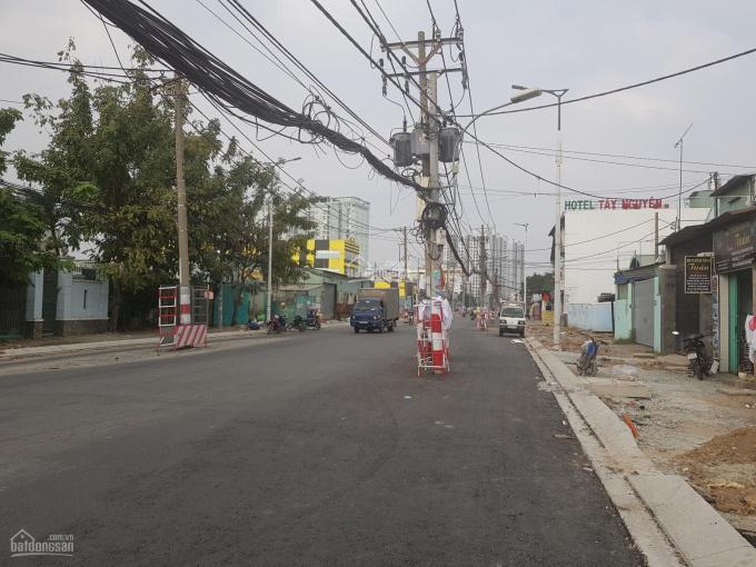Bán nhà HXH 1 trệt 2 lầu Tô Hiệu, Tân Phú, DT: 5,1x12m, giá 6tỷ9