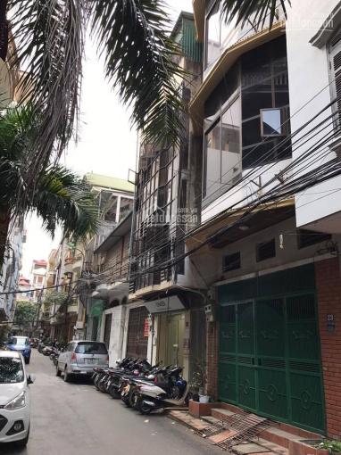 Cho thuê nhà mặt ngõ 19 Trần Quang Diệu, diện tích 50m2 x 5 tầng, ngõ ô tô tải, giá 16 tr/tháng ảnh 0