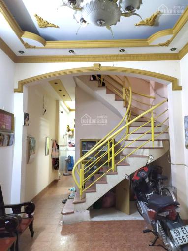Cho thuê nhà hẻm nội bộ Nguyễn Thượng Hiền, 4*14m, 3 lầu, 12 triệu/tháng