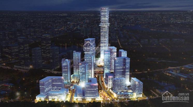 Cần bán căn hộ Empire City, 3 phòng ngủ, diện tích 154m2, view nội khu, giá chênh tốt, toà Tilia ảnh 0