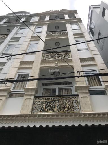 Cho thuê tòa nhà đường Nguyễn Công Trứ, Quận 1, DT: 8x19m, hầm trệt 8 lầu, 450tr/th