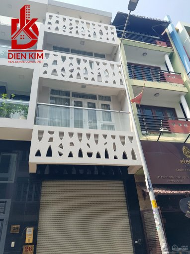 Cho thuê nhà đường Hoa Lan, quận Phú Nhuận, 1 trệt 3 lầu