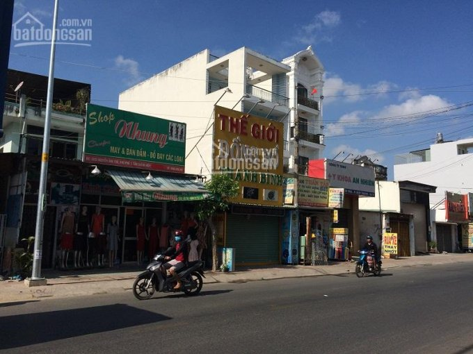Bán nhà đúc 4 tấm (4.5x25)m giá 12,5 tỷ, MT đường Nguyễn Ảnh Thủ, P. Hiệp Thành, Q12