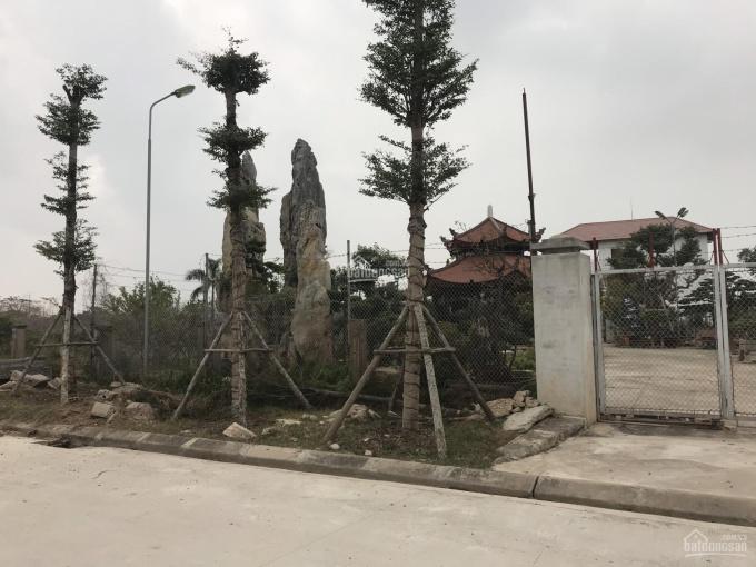 Bán đất nền dự án - khu sinh thái Cẩm Đình - Phúc Thọ (DT từ 1000m2 trở lên)