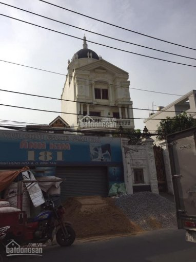 Bán nhà mặt tiền Bình Long, 4mx32m, cấp 4, giá 12.8 tỷ, P. Phú Thạnh, Q. Tân Phú