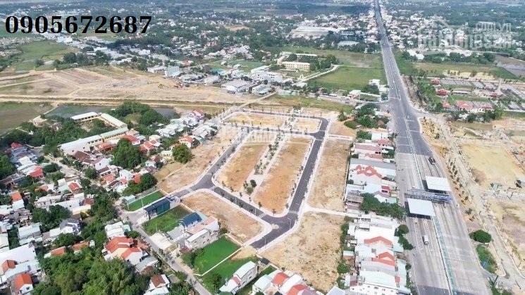 Bán đất nền dự án tại xã Điện Thắng Trung , Huyện Điện Bàn.. Trục 33m Trần Phú