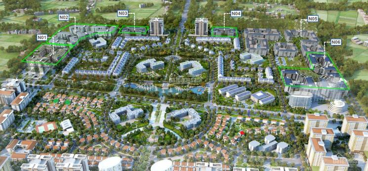 Chính chủ cần bán gấp nhà biệt thự đơn lập khu N08 - KĐT Đặng Xá, Gia Lâm, Hà Nội. LH: 0936.358.981