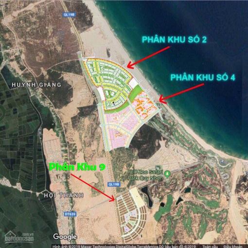 Kỳ Co Gateway đất nền phố biển, cửa ngõ du lịch Kỳ Co Eo Gió sổ đỏ, sở hữu lâu dài, giá chỉ 1,4 tỷ
