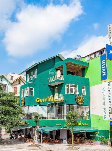 Mặt phố Trung Hòa, diện tích 145m2 x 6 tầng, mặt tiền 5,5m, thang máy, LH: 097 347 6748