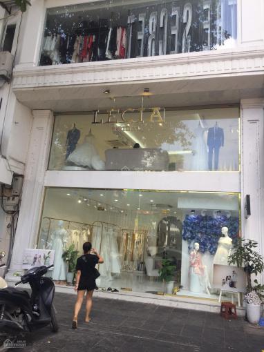Cho thuê nhà rẻ nhất mặt phố Triệu Việt Vương, giá chỉ 25tr/th, DT 30m2x2 tầng, LH 0962093043