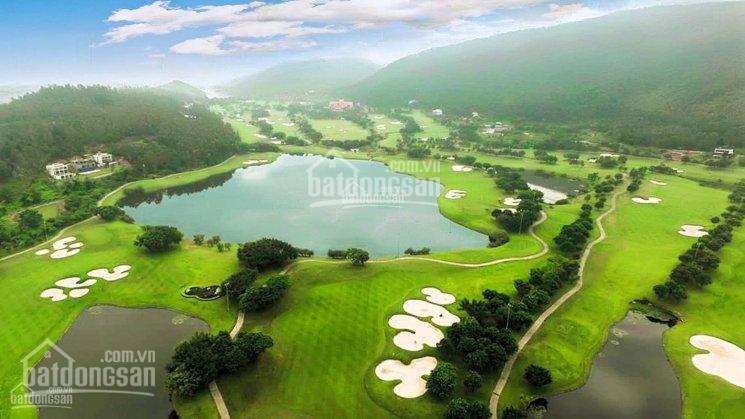 Bán đất nền sân golf Tam Đảo gấp