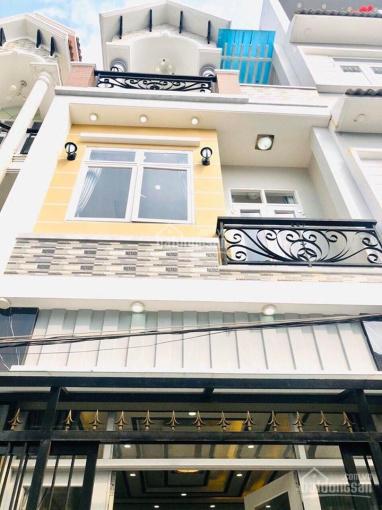 Cần bán căn nhà hẻm xe hơi đường Huỳnh Tấn Phát. 4x14m, 4,25tỷ ảnh 0