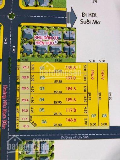 Hot! Đất nền ngay MT Hoàng Hữu Nam, Q9, 90m2, SHR, DC đông tiện KD 0902668625 ảnh 0