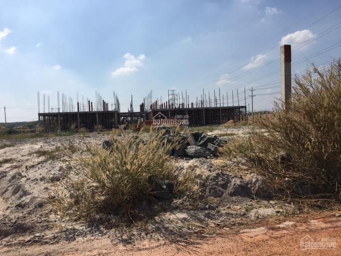 Bán đất đối diện trường học đang xây KCN Becamex Bình Phước. LH: 0963.378.179