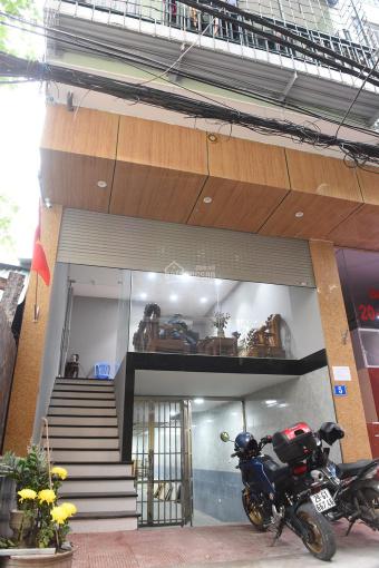 chính chủ cho thuê tầng 1-2 nhà 7 tầng mới xây tại võ chí công - hà nội