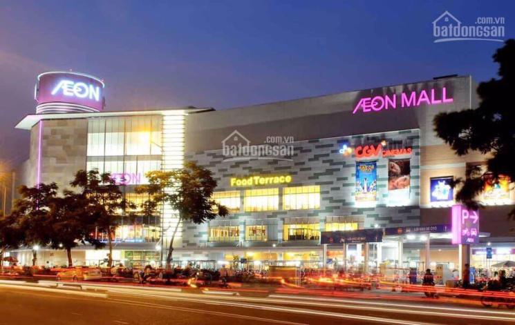 Mở bán 19 nền đất khu dân cư Tân Tạo liền kề siêu thị Aeon Mall quận Bình Tân