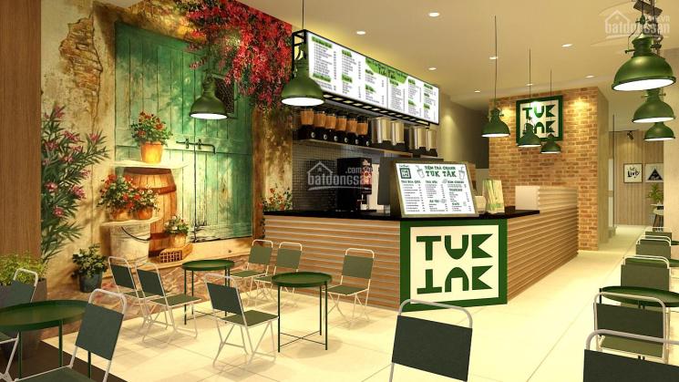 Sang nhượng cửa hàng trà chanh hoặc cho thuê mặt bằng 30 Phan Kế Bính, DT 70m2x2 tầng