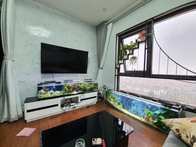 Chính chủ cần bán căn góc Tòa Orchard N03CT1 ICID Complex Lê Trọng Tấn, DT 76m2, 2PN, 2WC