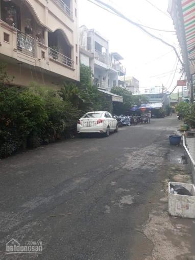 Bán nhà HXH Lạc Long Quân, Q11, 4x16m, giá 7,3tỷ TL