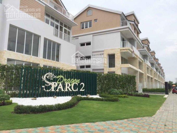 Bán gấp 01 căn góc đặc biệt đẹp nhất khu BT Dragon Parc 2, NHT giá mềm cho khách đầu tư