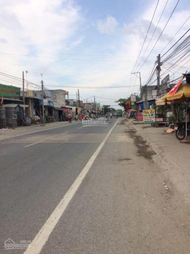 Cần bán đất thổ cư 100% đường Tỉnh Lộ 825, xã Hoà Khánh Nam, Đức Hòa, Long An