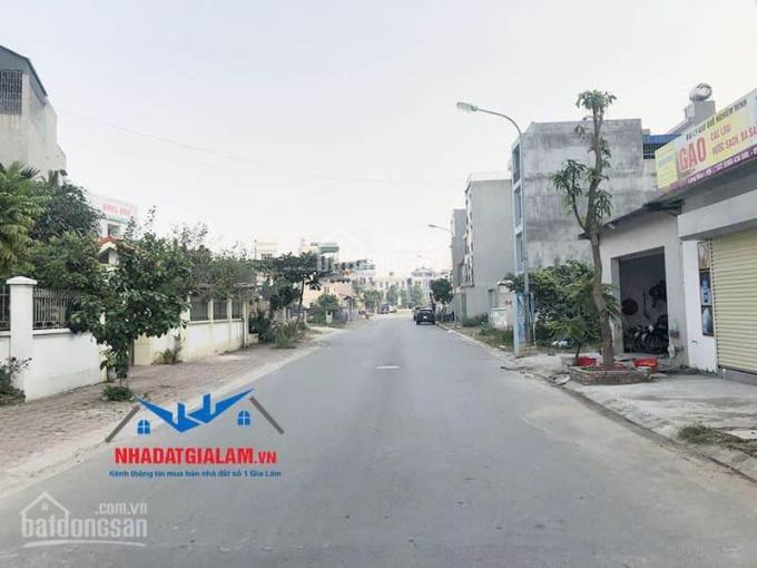 Bán đất đấu giá Thanh Am, Long Biên, DT 85m2, MT 5m, đường 13m, hướng Đông Bắc