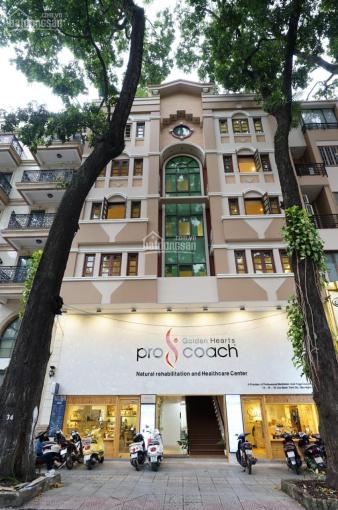 Cho thuê khách sạn khu vip Nguyễn Thị Minh Khai, Q1, DT 8x17m, 5 lầu TM, giá 120 tr/th, 0944543394