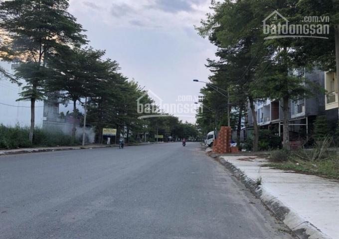 Đất nền 2 mặt tiền khu dân cư Phú Lợi tại P. 7, Q. 8, TP. HCM